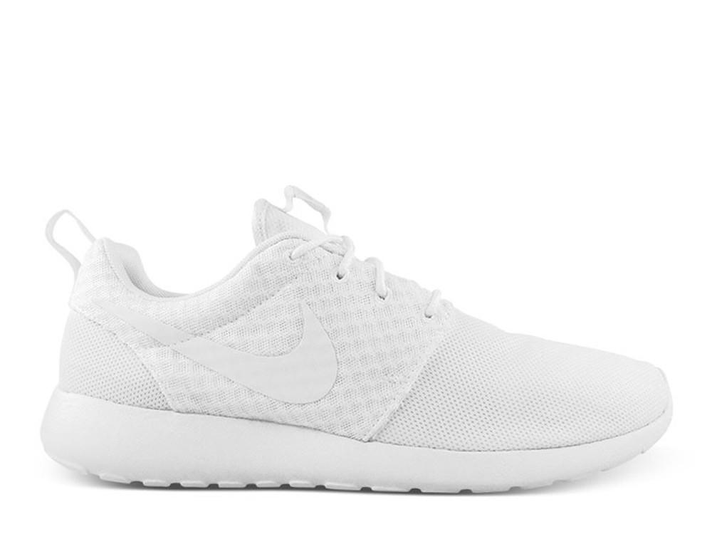 Nike Roshe Run Hombre Blancas