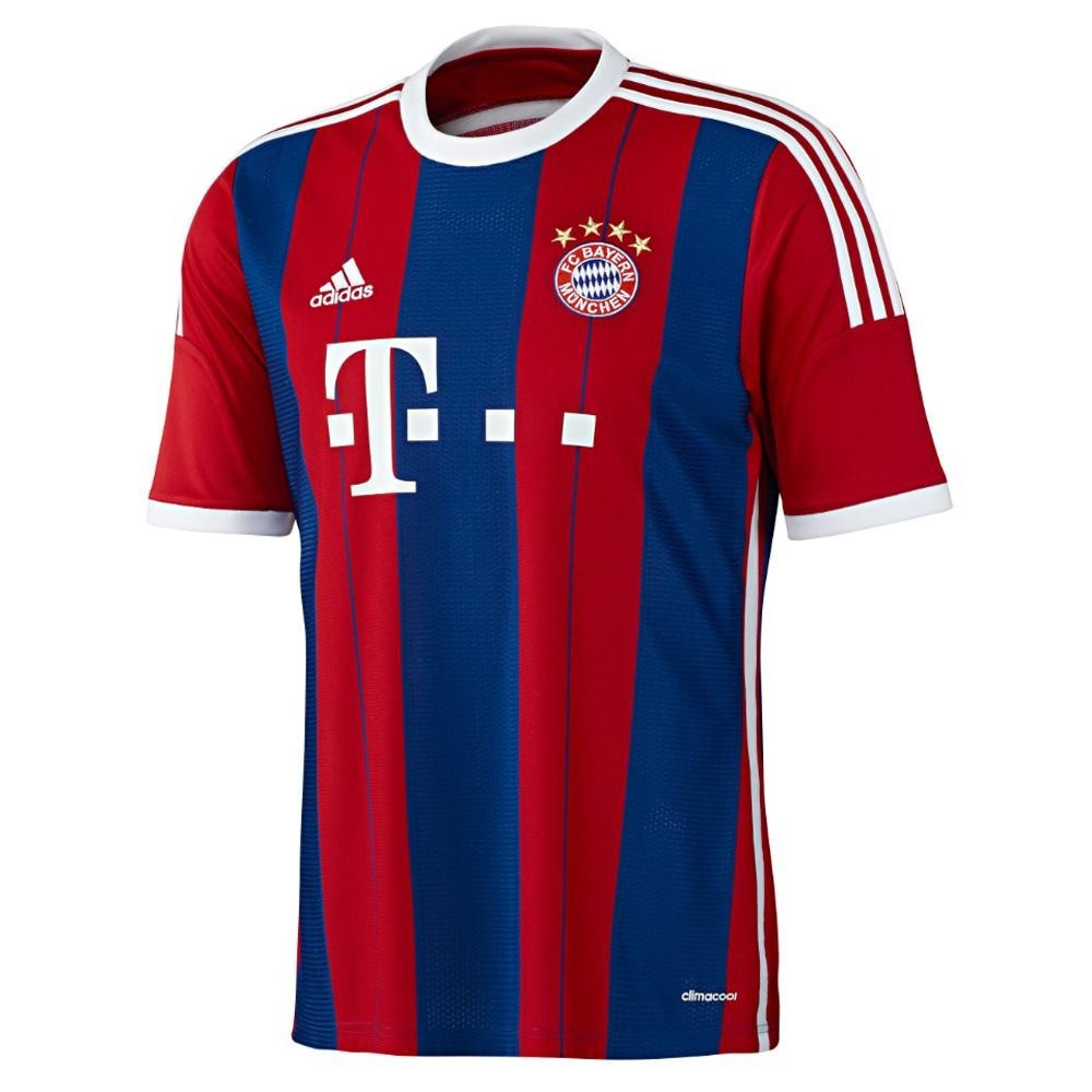 camiseta bayern munich adidas primera equipaci n ni o 2014. Black Bedroom Furniture Sets. Home Design Ideas