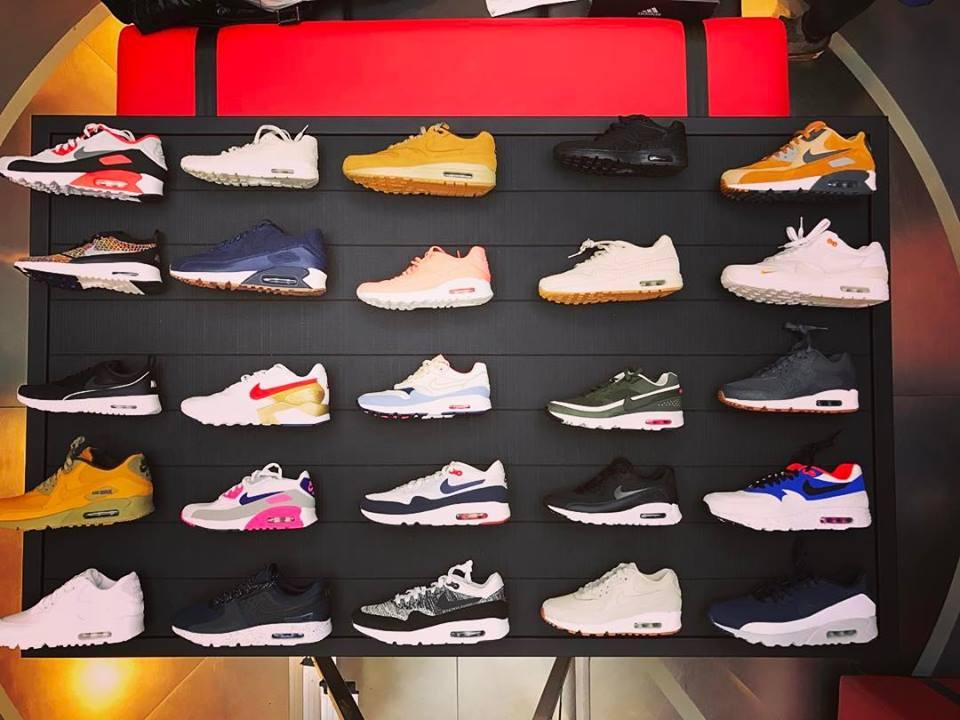 7f9a1e99be0f3 El nuevo Upper de las zapatillas Nike Air Max 2017 es más recomendada para  corredores,