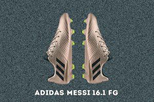 La bota Adidas Messi 16.1 FG, es recomendables para jugadores que tienden a realizar cambios de dirección, que quieren botas de élites, ya que las botas son especialmente para campos con hierbas naturales y artificiales.