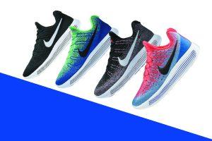 Nike Lunarepic Flyknit 2 se inspira en las opiniones de corredores que llevan tiempo buscando unas zapatillas con el ajuste ceñido y la sensación de no llevar nada, como la de un calcetín.