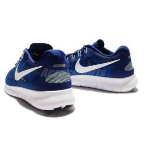 Los Nike free run tienen una gran amortiguacion ya que Nike ha añadido más amortiguación en la parte del talón, en la que se define por su forro de calceltin.