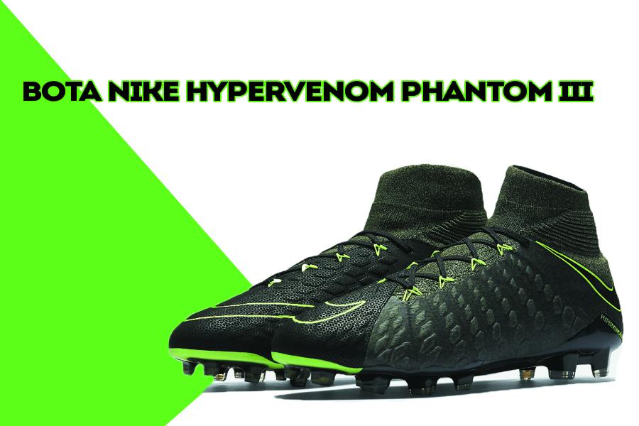 buy popular 8577d 21fa7 Os traemos las botas Nike hypervenom phantom 3 DF, botas diseñadas para los  delanteros más agresivos, con el objeto de aumentar la velocidad de los  pies de ...