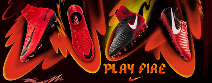 Nike Derby Pack Play Fire