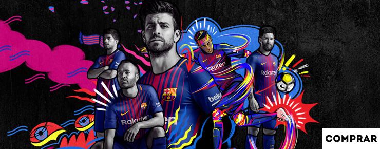 FC BARCELONA 2017-2018