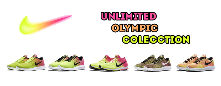 Pack Nike Unlimited Olympic Collecction
