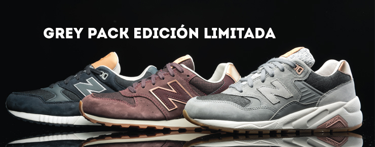 New Balance Grey Pack Limited Edition