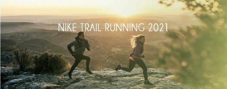 NIKE TRAIL RUNNING 2021