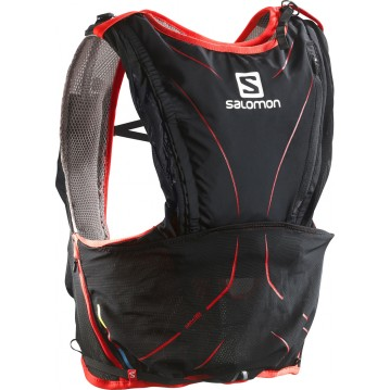 MOCHILA RUNNING SALOMON S-LAB ADV SKIN 12SET L37161600