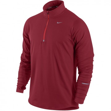 CHAQUETA RUNNING NIKE ELEMENT HALF-ZIP 504606-690