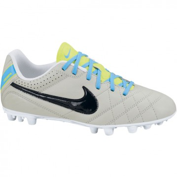 BOTAS FÚTBOL NIKE JR TIEMPO NATURAL LEATHER IV AG 509080-001