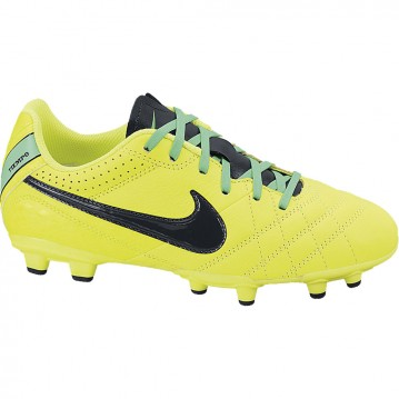 BOTAS FÚTBOL NIKE JUNIOR TIEMPO NATURAL IV LEATHER FG 509081 703