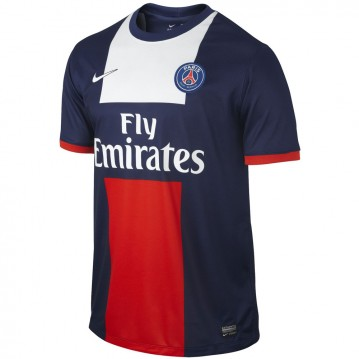 CAMISETA RÉPLICA PARIS SAINT-GERMAIN PRIMERA EQUIPACIÓN 2013-2014 ADULTO 544424-411
