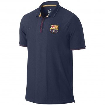 FC BARCELONA AUTHENTIC SLIM COLLAR POLO 546800-410