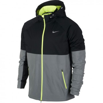 CHAQUETA NIKE RUNNING SHIELD FLASH HOMBRE 553680-010