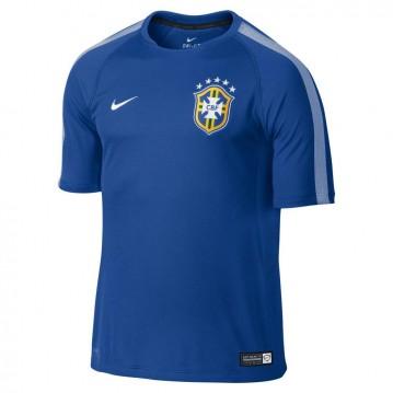 CAMISETA BRASIL ENTREMANMIENTO 2014 ADULTO 575697-493