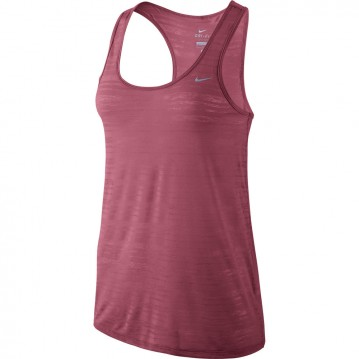 CAMISETA DE TIRANTES RUNNING NIKE DRI-FIT TOUCH BREEZE  MUJER 589030-685