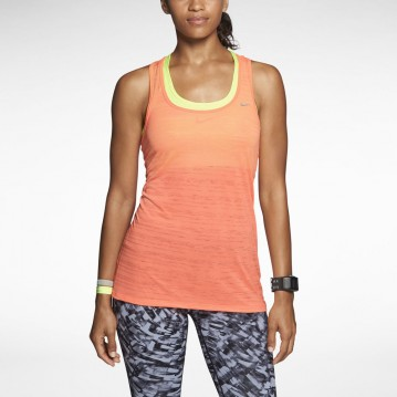 CAMISETA NIKE DRI-FIT KNIT TOUCH BREEZE MUJER 589030-870