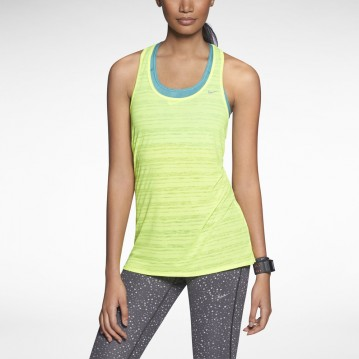 CAMISETA DE TIRANTES RUNNING NIKE DRI-FIT TOUCH BREEZE  MUJER 589030-702