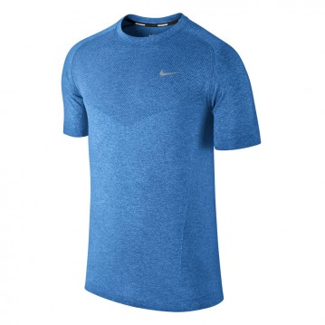 CAMISETA NIKE DRI-FIT KNIT SHORT SLEEVE HOMBRE 589640-406