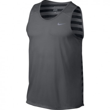 CAMISETA RUNNING NIKE DRI-FIT TOUCH TAILWIND HOMBRE 596198-021
