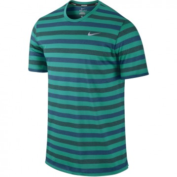 CAMISETA RUNNING NIKE DRI-FIT TOUCH TAILWIND HOMBRE 596202-383