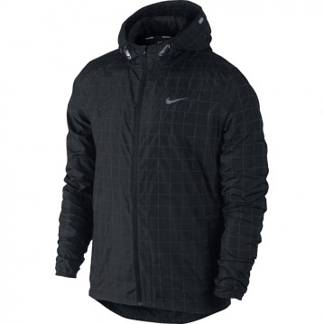 CHAQUETA RUNNING NIKE CHECKERED FLASH 596250-010