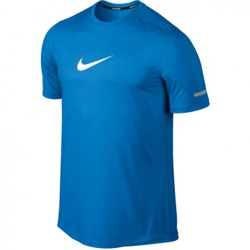 CAMISETA NIKE DRI FIT RACING SS HOMBRE 598998-406