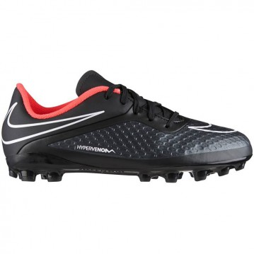 ZAPATILLAS NIKE JR HYPERVENOM PHANTOM AG NIÑO 599725-016