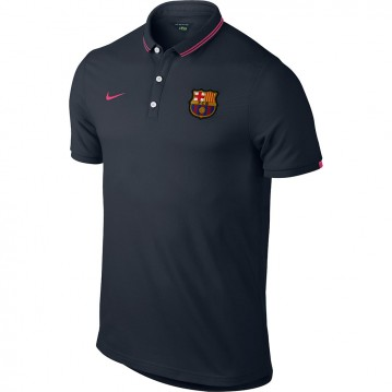 POLO FC BARCELONA LEAGUE AUTHENTIC 2014-2015 ADULTO 607638-475