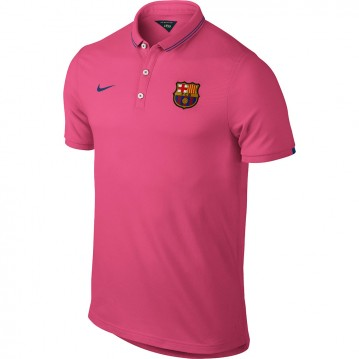 POLO FC BARCELONA LEAGUE AUTHENTIC 2014-2015 ADULTO 607638-664