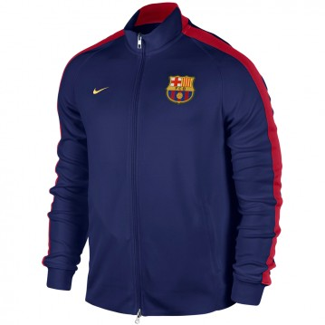 CHAQUETA NIKE FC BARCELONA AUTHENTIC N98 ADULTO 607710-424