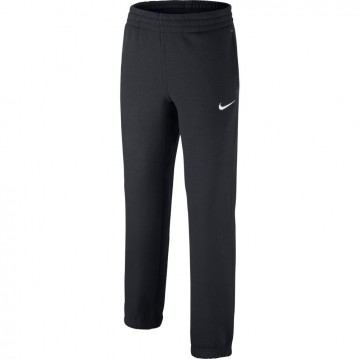 PANTALÓN NIKE BRUSHED-FLEECE CUFFED NIÑO 619089-010