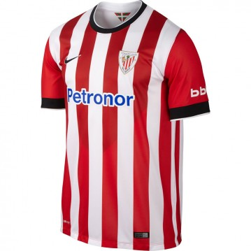CAMISETA FÚTBOL NIKE ATHLETIC CLUB DE BILBAO PRIMERA EQUIPACIÓN 2014/2015 ADULTO 619638-658