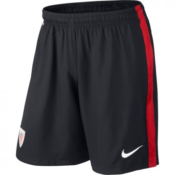 SHORT NIKE ATHLETIC CLUB DE BILBAO PRIMERA EQUIPACIÓN 2014/2015 ADULTO 619640-010