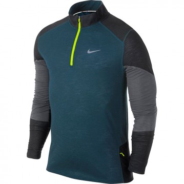 CAMISETA NIKE TRAIL KIGER 1/2 ZIP HOMBRE 620100-483