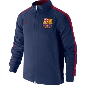 CHAQUETA NIKE FC BARCELONA AUTHENTIC N98 NIÑO 620293-421