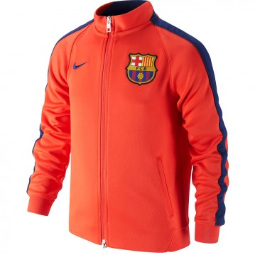 CHAQUETA NIKE FC BARCELONA AUTHENTIC N98 NIÑO 620293-696