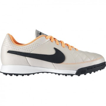 BOTAS FÚTBOL NIKE JUNIOR TIEMPO GENIO LEATHER TF 631529-008