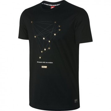 CAMISETA NIKE F.C. STARS MAP ADULTO 635409-010