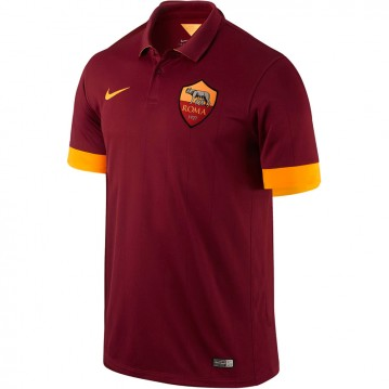 CAMISETA NIKE AS ROMA PRIMERA EQUIPACION ADULTO 635811-678