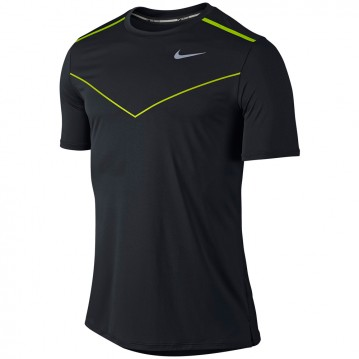 CAMISETA RUNNING NIKE DRI-FIT RACING HOMBRE 647792-010