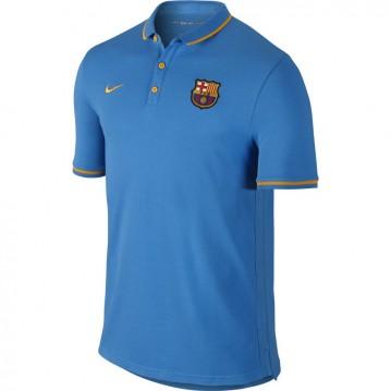 POLO OFICIAL FC BARCELONA 2015-2016 NIKE HOMBRE 666656-435