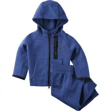 Chandal tech fleece two-piece bebe 678821-480