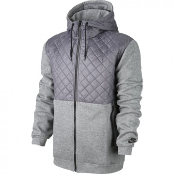 SUDADERA NIKE WINTERIZED FULL-ZIP 678964-091