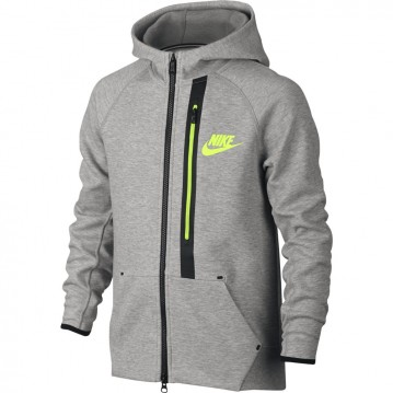 Sudadera nike tech fleece full-zip niño 679307-063