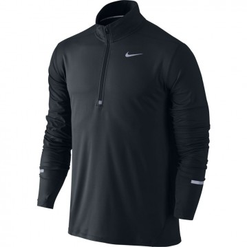 CAMISETA RUNNING NIKE DRY ELEMENT 683485-010