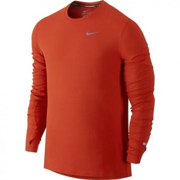 Camiseta nike dri fit contour hombre 683521-891