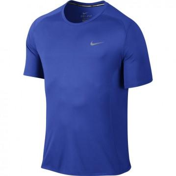Camiseta nike df miler ss hombre 683527-480