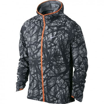 CHAQUETA RUNNING NIKE ENCHANTED IMPOSSIBLY LIGHT HOMBRE 683606-017
